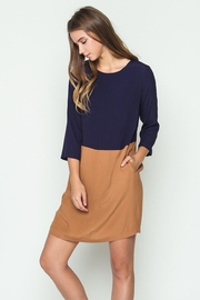 mo:vint Two Tone Dress - Other
