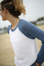 Wooden Ships Two-Tone Raglan Knit - Other