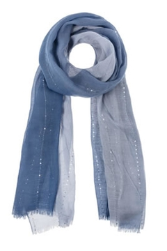 Shoptiques Product: Two-Tone Shimmer Scarf