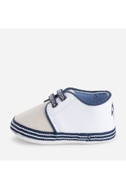 Mayoral Two Tone Shoe - Front full body