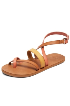 Shoptiques Product: Two-Tone Strappy Sandals