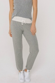 Monrow Two Tone Sweats - Product Mini Image