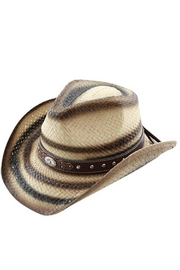 Too Too Hat Two-Toned Cowboy Hat - Product Mini Image