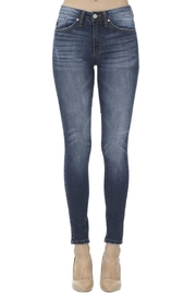 KanCan Two Toned Denim - Product Mini Image