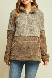 Trend:notes Two Toned Sherpa - Product Mini Image