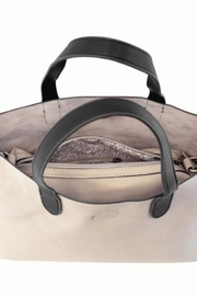 Joy Susan Accessories Two-Toned Tote - Back cropped