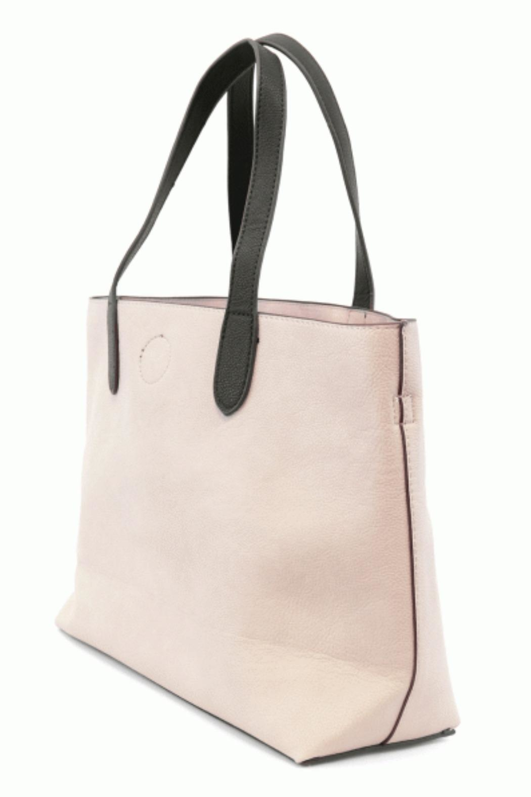 Joy Susan Accessories Two-Toned Tote - Side Cropped Image