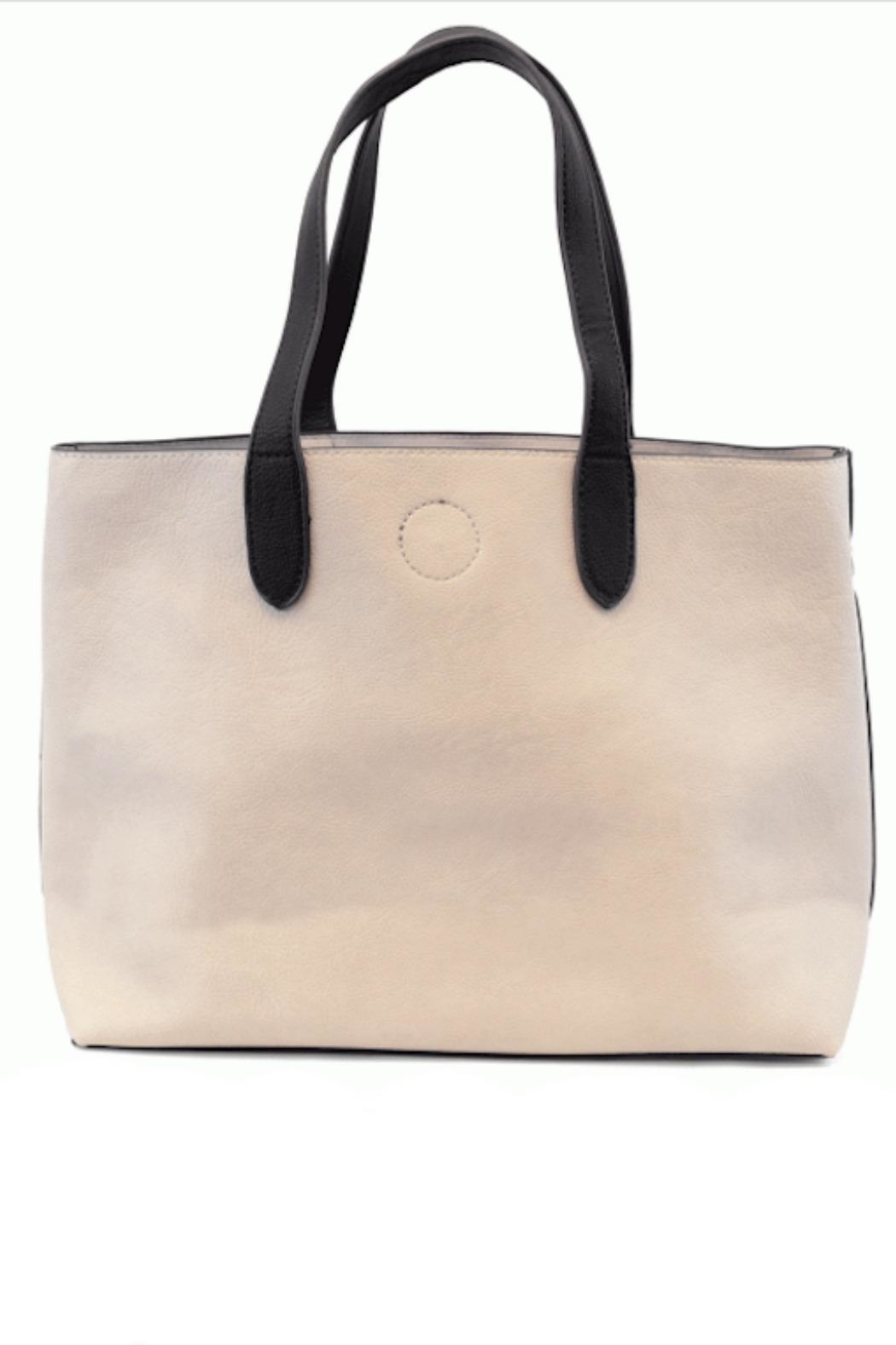 Joy Susan Accessories Two-Toned Tote - Main Image