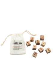 Two Tumbleweeds Foodie Dice - Front cropped