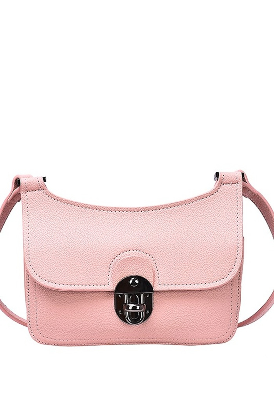 Mellow World two-way crossbody and belt bag - Front Cropped Image