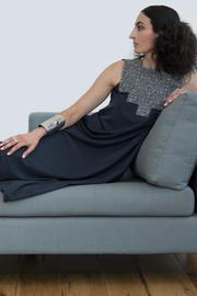 Two Neighbors Amira Long Gown - Front cropped