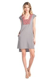 Two Neighbors Ayala Shift Dress - Front cropped
