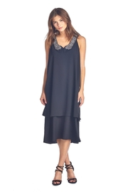 Two Neighbors Jasmine Black Dress - Product Mini Image