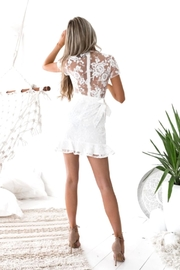 Two Sisters Evie Mini Dress - Side cropped
