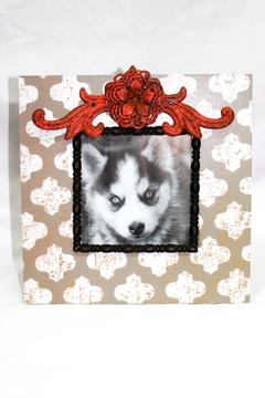 Shoptiques Product: Grey Picture Frame