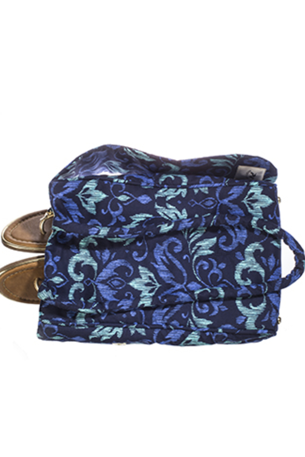Two Sisters Accessories Travel Shoe Totes - Side Cropped Image