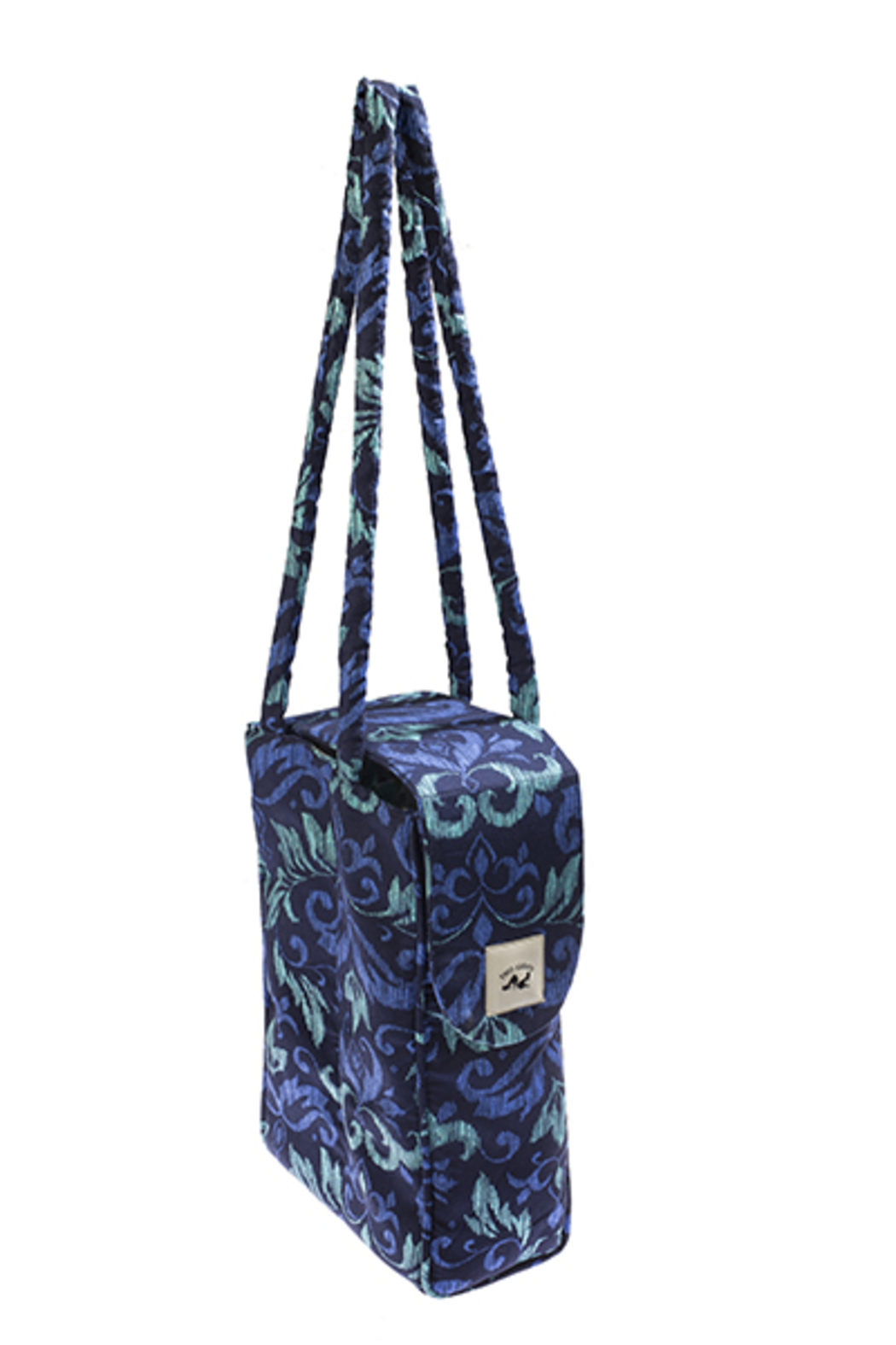 Two Sisters Accessories Travel Shoe Totes - Front Full Image