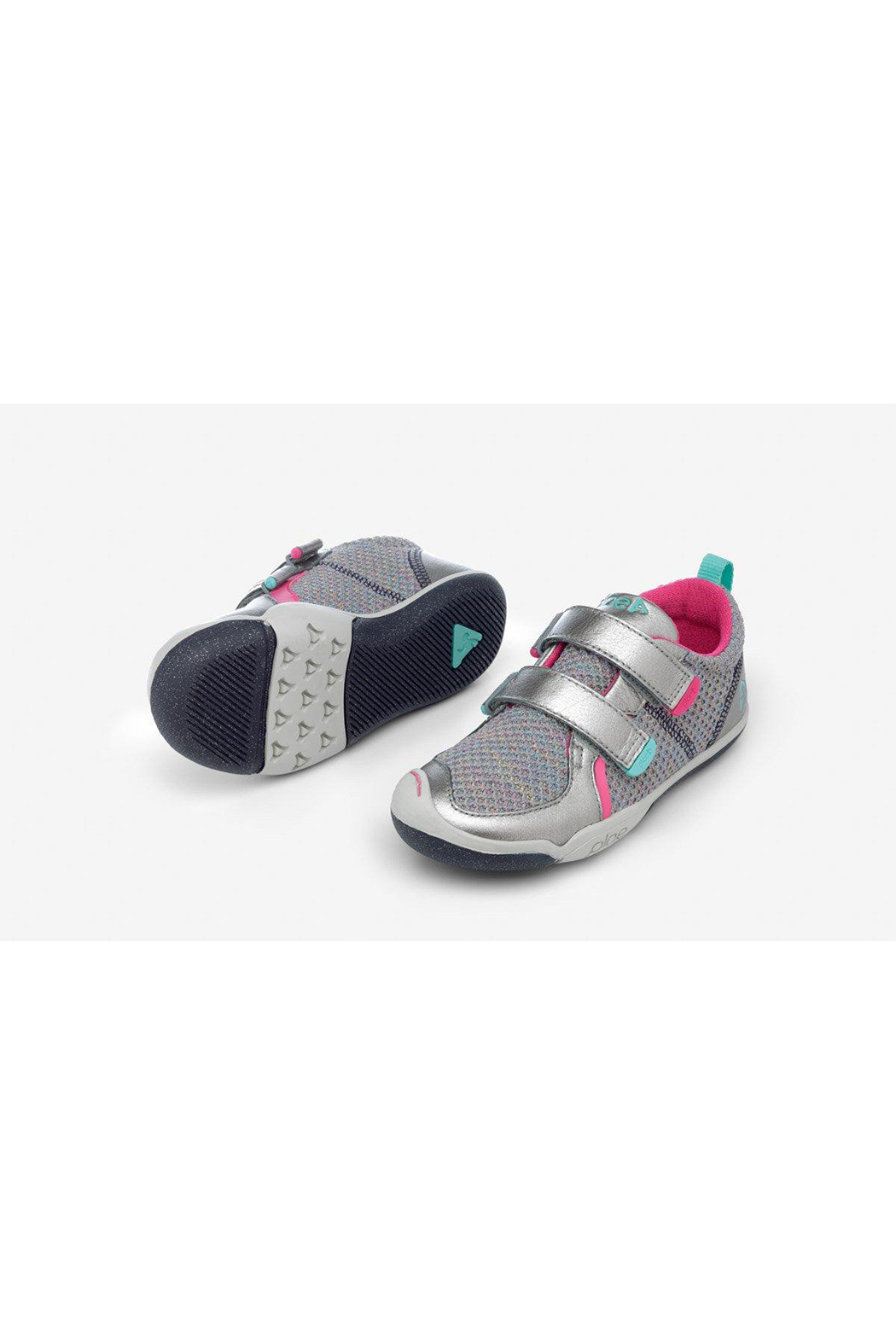 PLAE Ty Youth Sneaker - Hematite - Front Full Image
