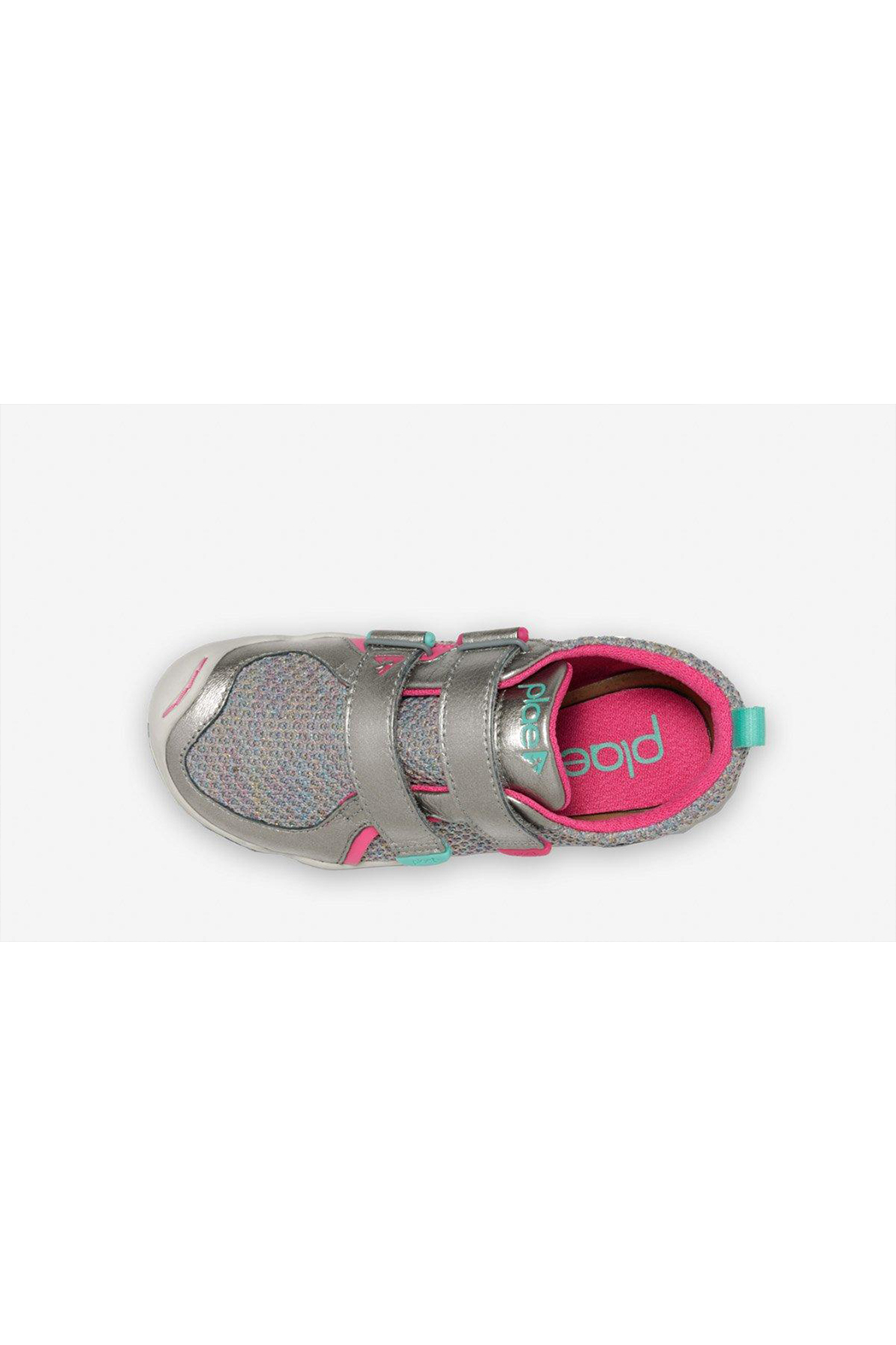 PLAE Ty Youth Sneaker - Hematite - Side Cropped Image