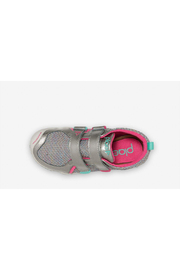 PLAE Ty Youth Sneaker - Hematite - Side cropped