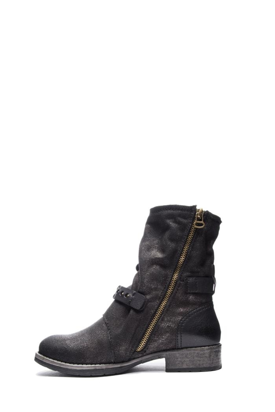 Dirty Laundry Tycen Canvas Boot - Side Cropped Image