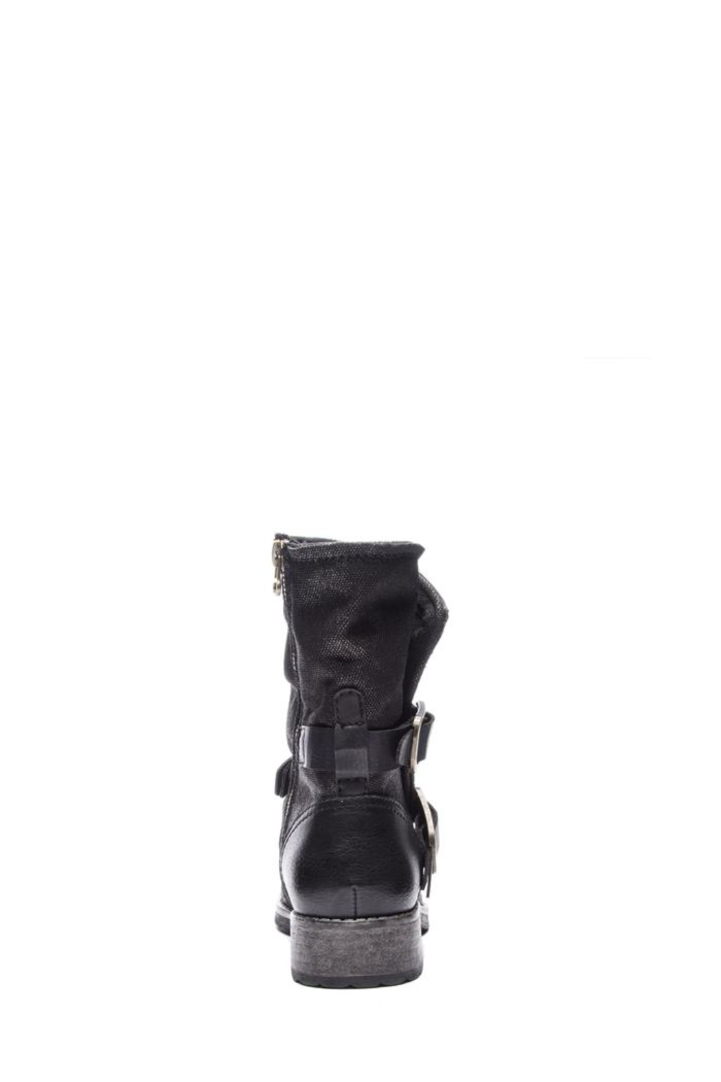 Dirty Laundry Tycen Canvas Boot - Back Cropped Image