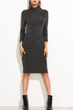 Tyche Body-Con Knit Dress - Product List Image