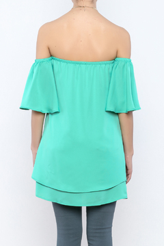 Shoptiques Product: Off Shoulder Tunic