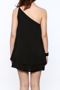 Shoptiques Product: One Shoulder LBD