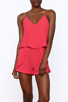 Tyche Soft Sleeveless Romper - Product List Image