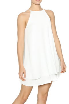 Tyche Tiered Shift Dress - Product List Image