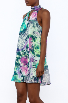 Shoptiques Product: Watercolor Floral Dress