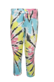 Flowers by Zoe Tye Dye Sweatpant - Product Mini Image