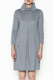 Tyler Boe Kim Cowl Dress - Front full body