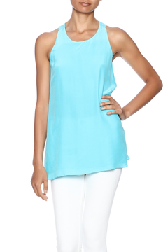 Shoptiques Product: Sleeveless Silk Top