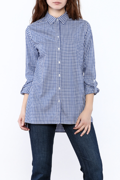 Shoptiques Product: Long Sleeve Button-Down Top