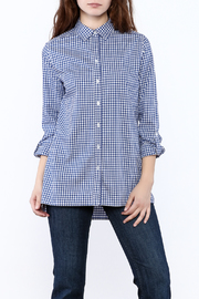 Tyler Boe Long Sleeve Button-Down Top - Product Mini Image