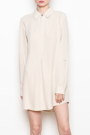 Tyler Boe Tina Silk Broadcloth Shirt - Front cropped