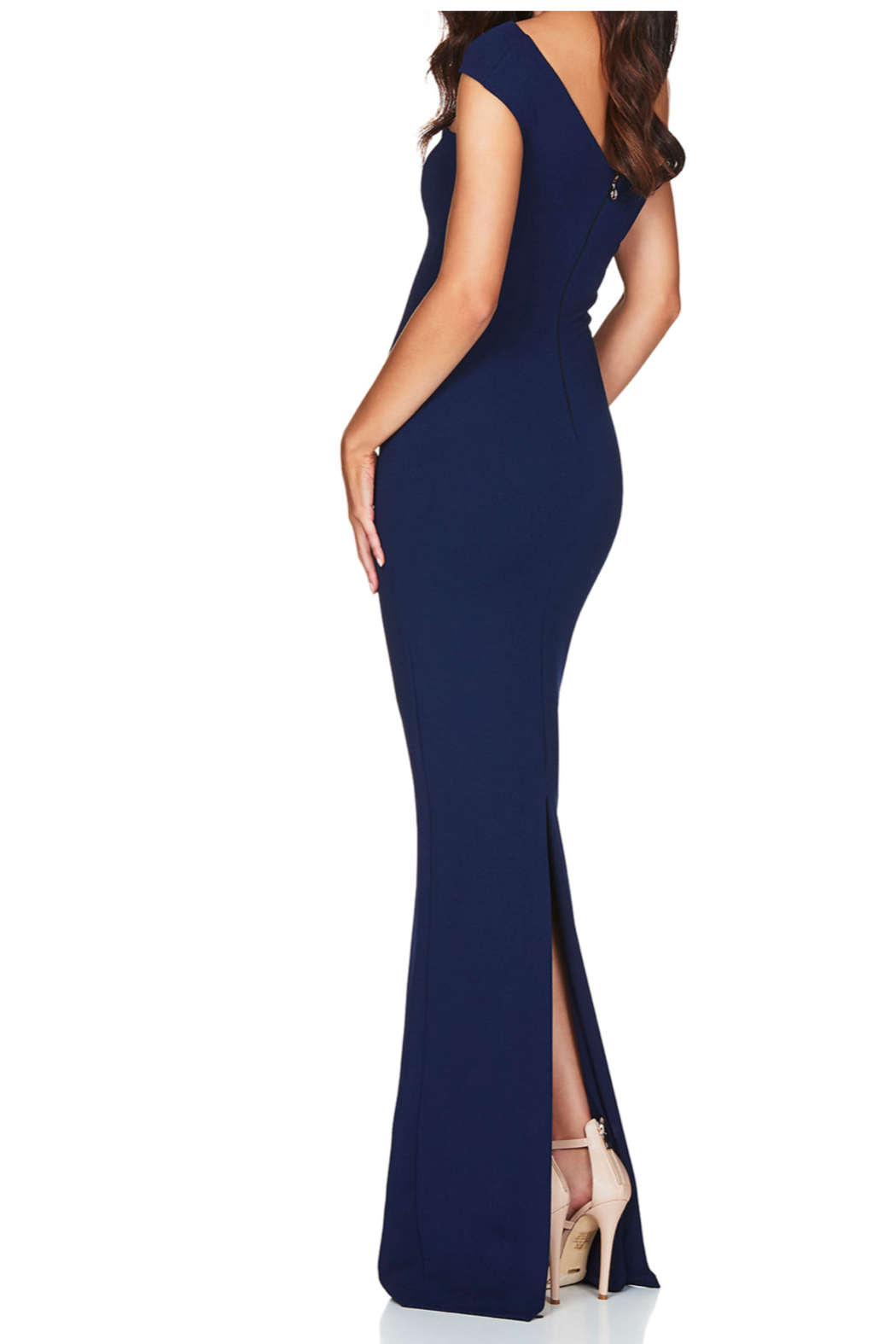 Nookie Tyler Gown - Side Cropped Image