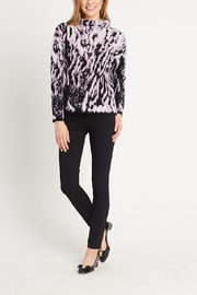 Tyler Boe Audrey Jacquard Sweater - Product Mini Image