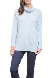 Tyler Boe Cashmere Flecked Sweater - Front cropped