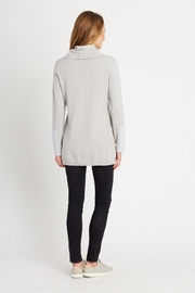 Tyler Boe Cotton Cashmere Cowlneck - Front full body