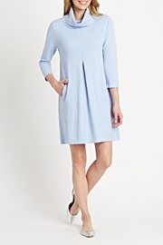 Tyler Boe Cotton Cashmere Kim Dress - Product Mini Image