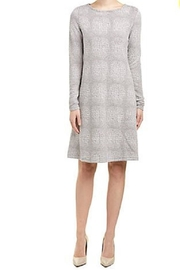 Tyler Boe Croc Print Dress - Product Mini Image