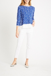 Tyler Boe Dotted Georgette - Front cropped