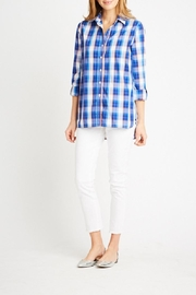 Tyler Boe Natty Plaid Workshirt - Front cropped