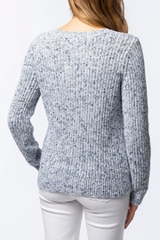 Tyler Boe Space Dyed Sweater - Front full body