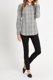 Tyler Boe Winsor Plaid Top - Product Mini Image