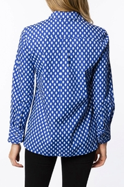 Tyler Boe Wyatt Foulard Shirt - Front full body