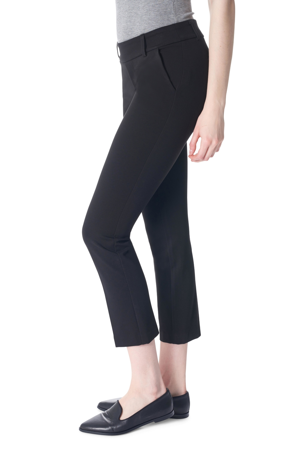 Tyler Madison Crop Trouser Pant - Front Full Image